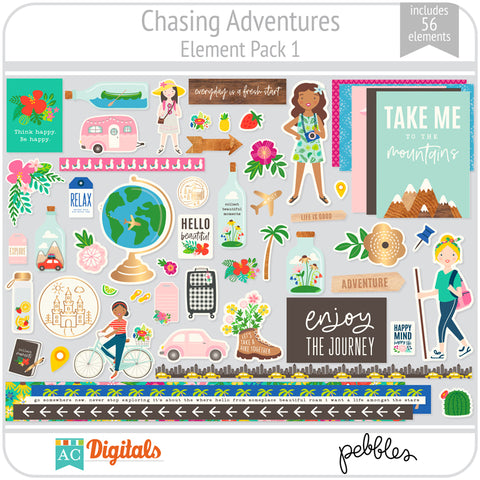 Chasing Adventures Element Pack 1
