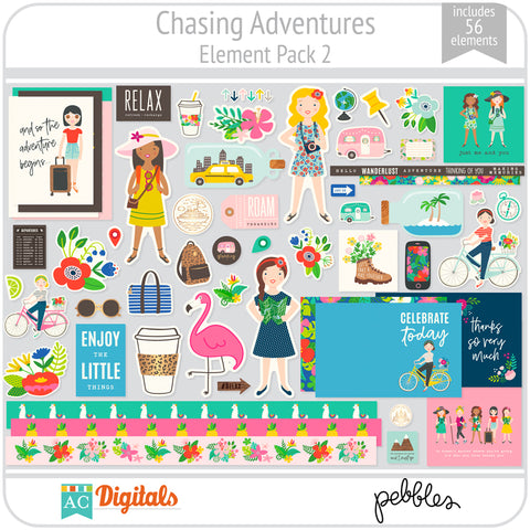 Chasing Adventures Element Pack 2