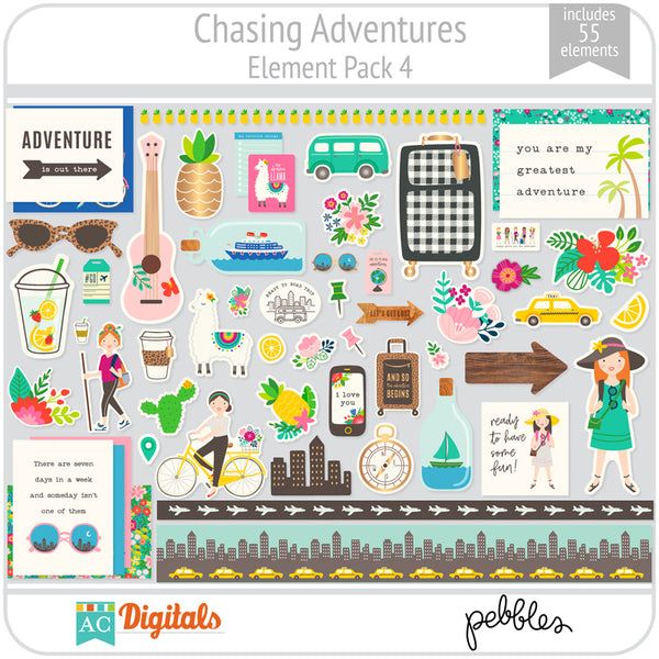 Chasing Adventures Element Pack 4