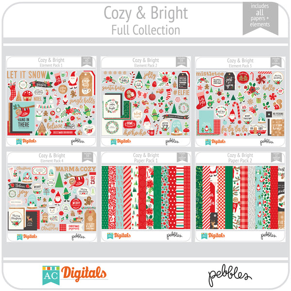 Cozy & Bright Full Collection