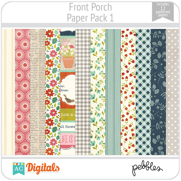 Front Porch Paper Pack 1