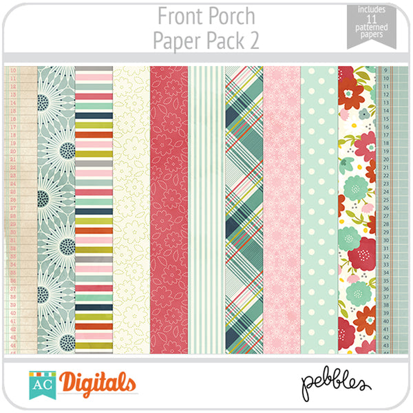 Front Porch Paper Pack 2