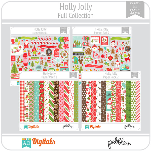 Holly Jolly Full Collection