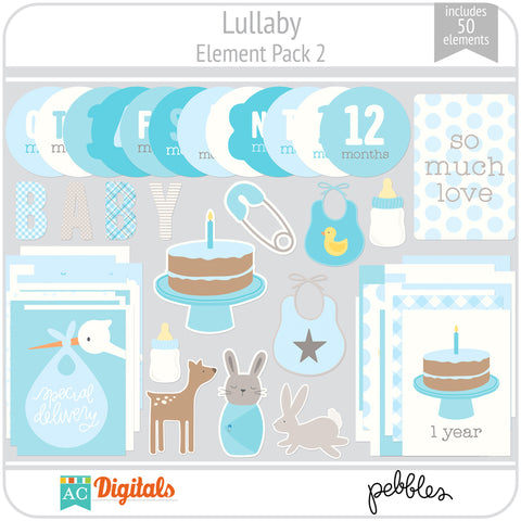 Lullaby Element Pack 2