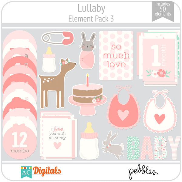 Lullaby Element Pack 3