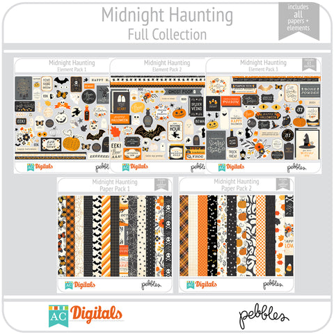 Midnight Haunting Full Collection