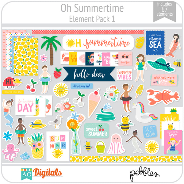 Oh Summertime Full Collection