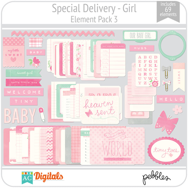 Special Delivery - Girl Full Collection