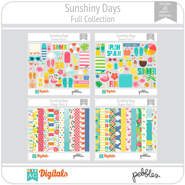 Sunshiny Days Full Collection