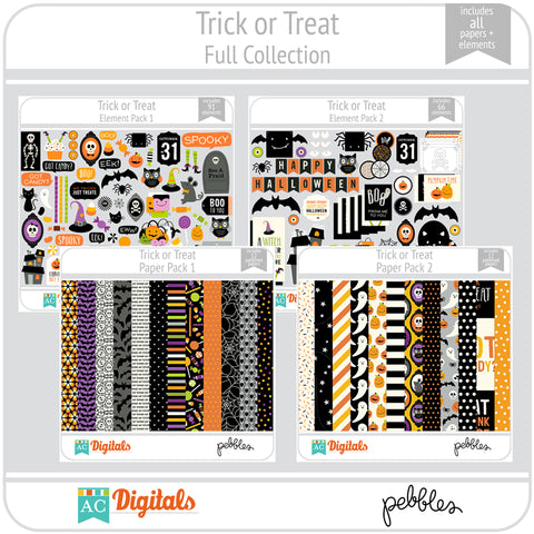 Trick or Treat Full Collections