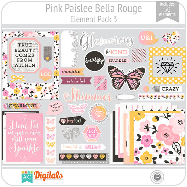 Bella Rouge Full Collection