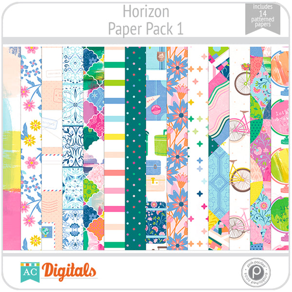 Horizon Paper Pack 1