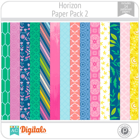 Horizon Paper Pack 2