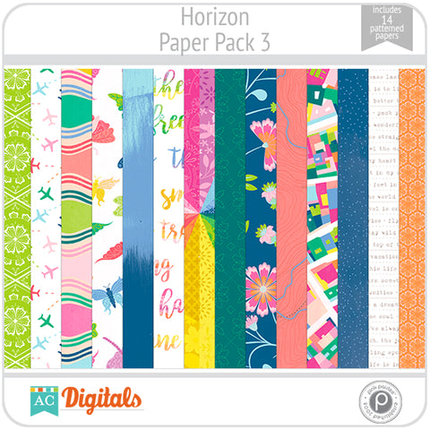 Horizon Paper Pack 3