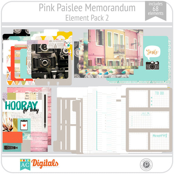 Memorandum Element Pack 2