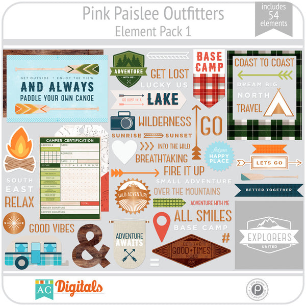 Outfitters Element Pack 1