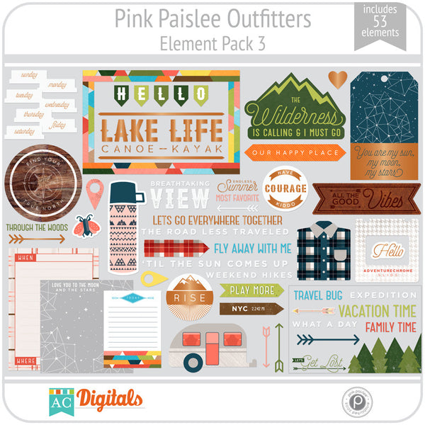 Outfitters Element Pack 3