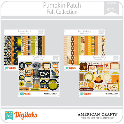 Pumpkin Patch Full Collection