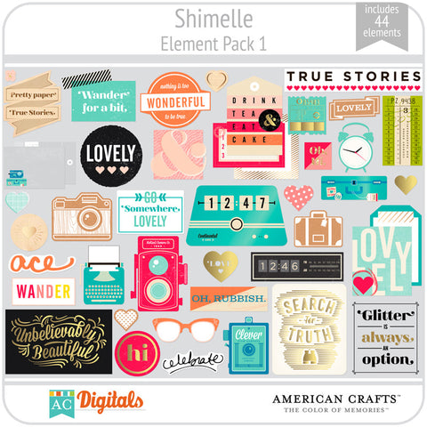 Shimelle Element Pack 1