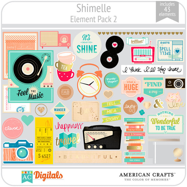 Shimelle Element Pack 2