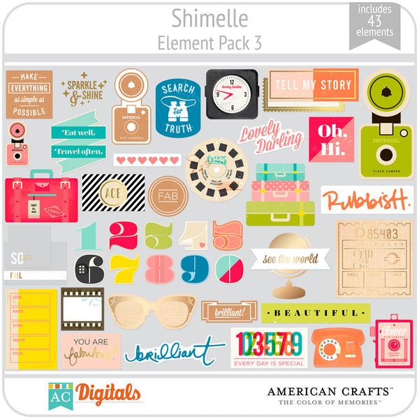 Shimelle Element Pack 3