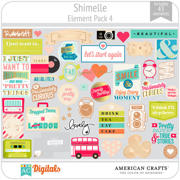 Shimelle Full Collection