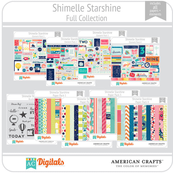 Shimelle Starshine Full Collection