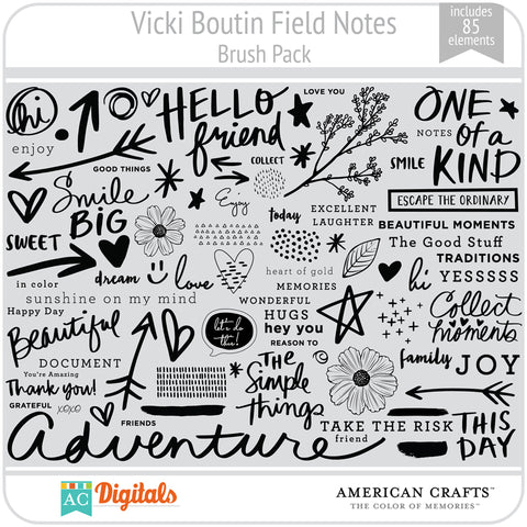 Field Notes Brush Pack
