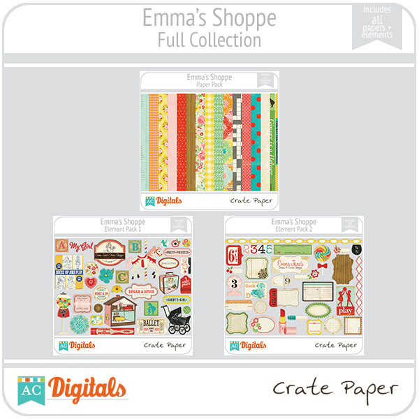 Emma's Shoppe Full Collection