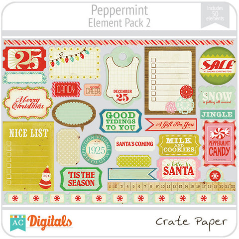 Peppermint Element Pack #2