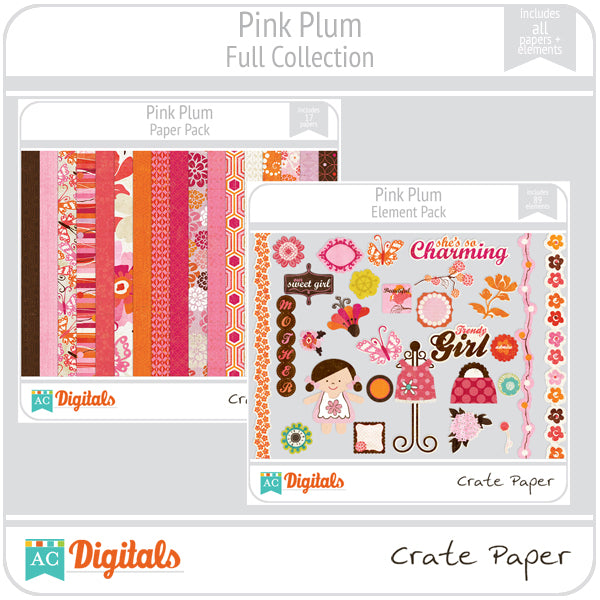 Pink Plum Full Collection