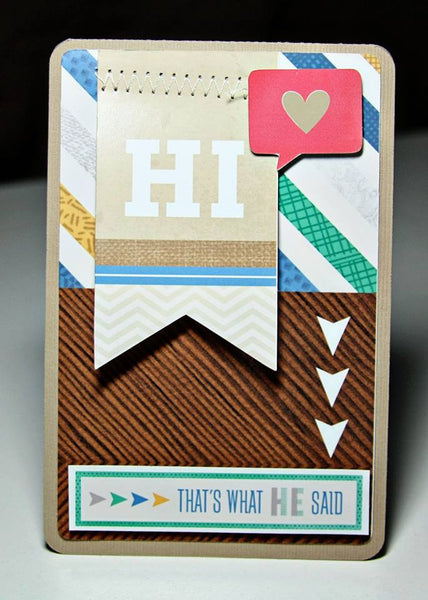 Card by Camille Robinson