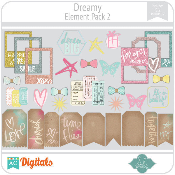 Dreamy Element Pack 2