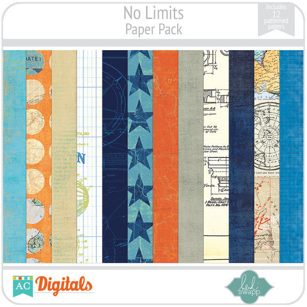 No Limits Paper Pack