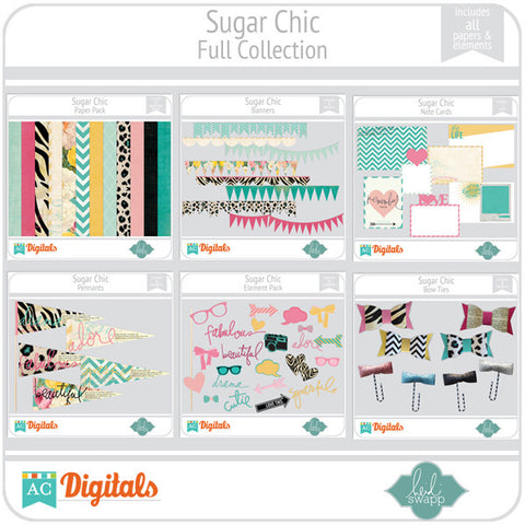 Sugar Chic Full Collection