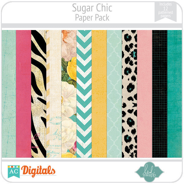 Sugar Chic Paper Pack