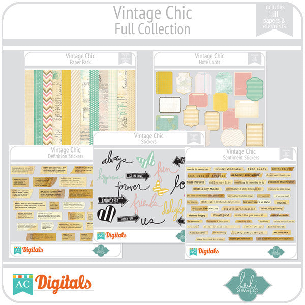 Vintage Chic Full Collection