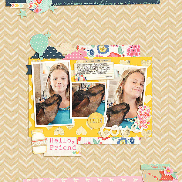 Layout by Creative Team Member Jenn McCabe