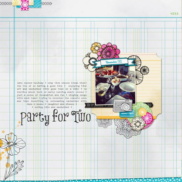 Layout by Creative Team Member Linda Roos