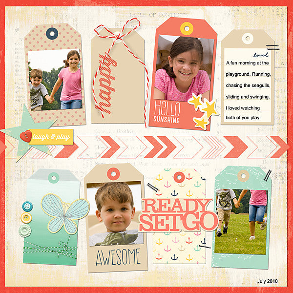 Layout by Creative Team Member Miki Krueger