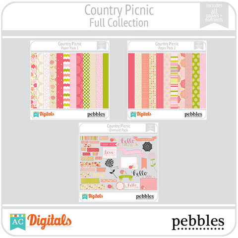 Country Picnic Full Collection