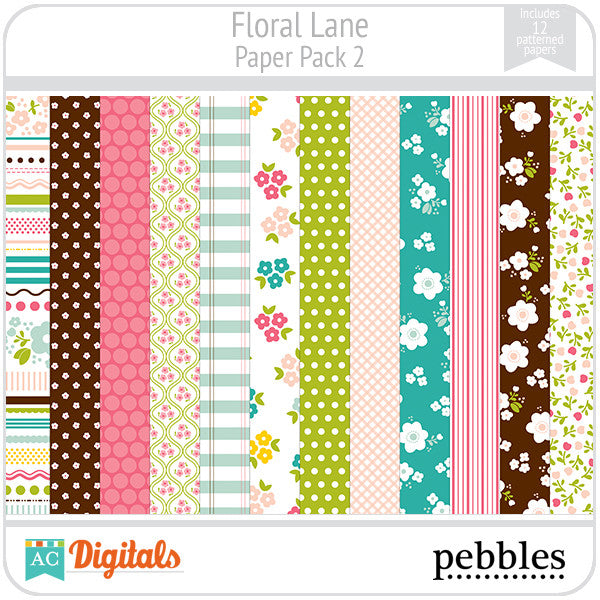 Floral Lane Full Collection