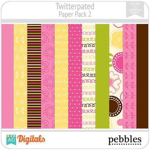 Twitterpated Paper Pack #2