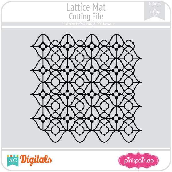 Lattice Mat
