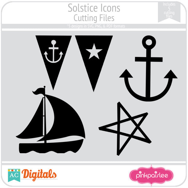 Solstice Icons