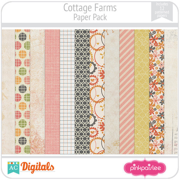 Cottage Farms Paper Pack