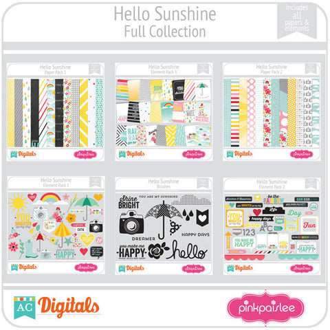 Hello Sunshine Full Collection