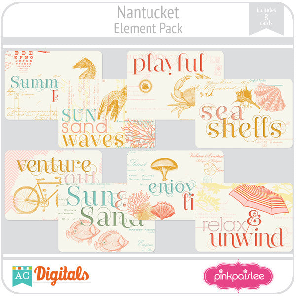 Nantucket Element Pack