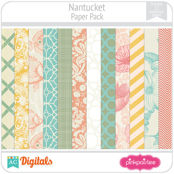 Nantucket Paper Pack
