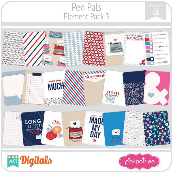 Pen Pals Full Collection